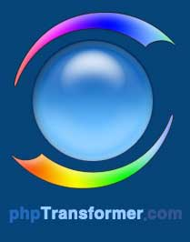 phpTransformer Logo